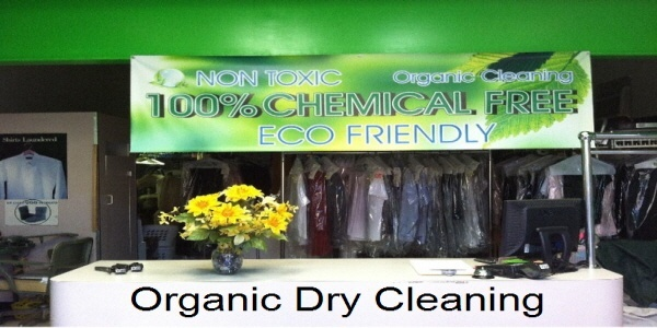 Organic K4 Dry Cleaning System